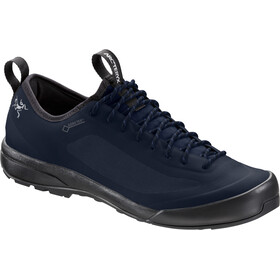 Arc'teryx M's Acrux SL GTX Approach Shoes Total Eclipse/Blue Nights